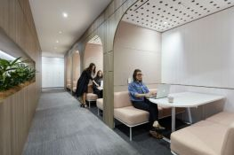 GroupGSA's innovative fitout for Sydney Trains' mobile workforce
