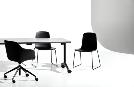 Zenith Design socialises the workstation with Kissen Conference
