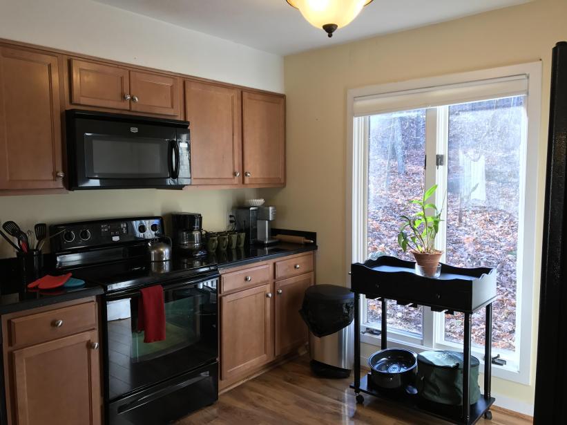 Kitchen - Open Concept  - Main floor