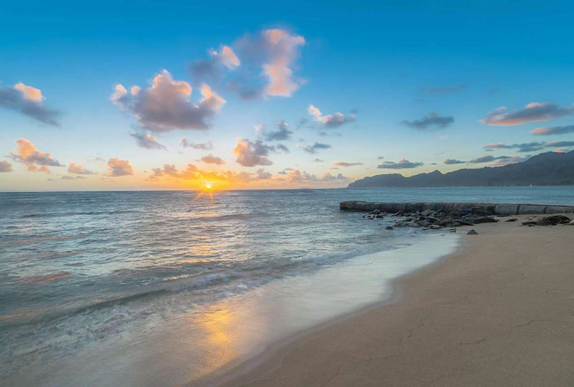 Sunrise at your door with direct ocean front views