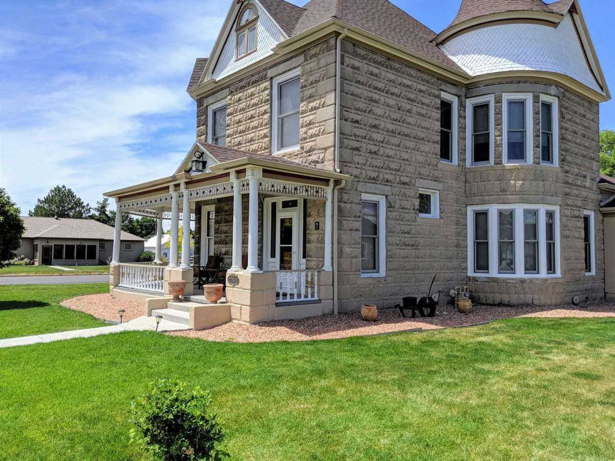 Beautiful Victorian Home with a Wrap around Porch