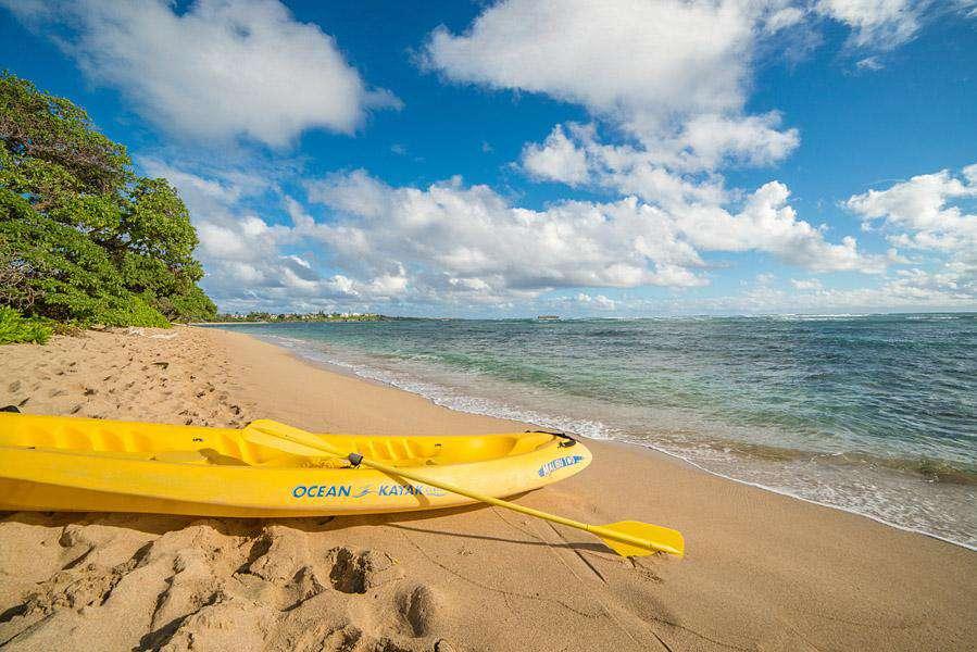 Nearby kayak rentals deliver to your door.
