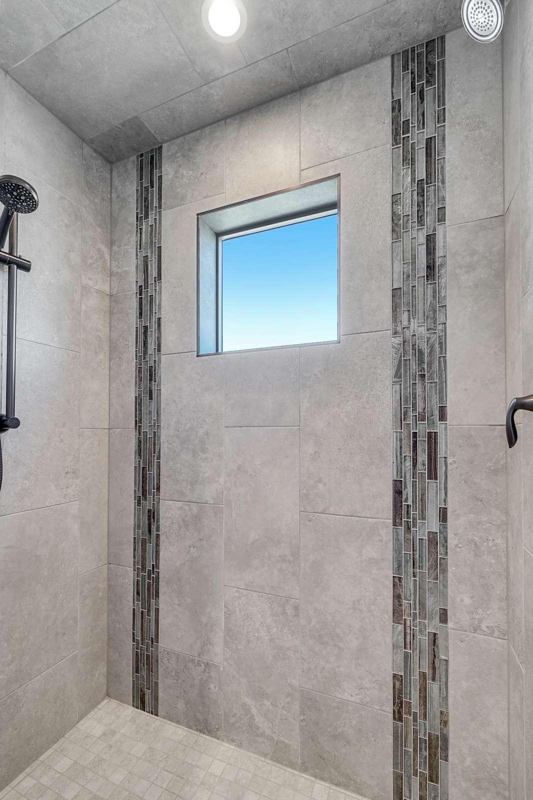 Hawk House II Master Bath
