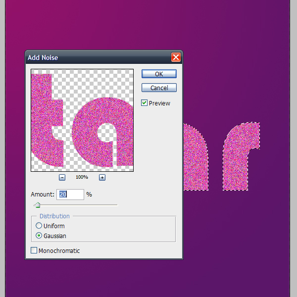 2b Tạo Chữ Chuyển Động Nhấp Nháy trong Photoshop