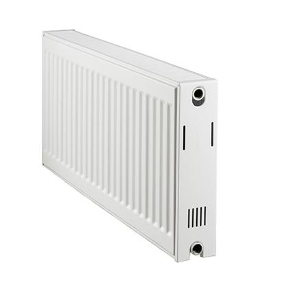 radiateur chauffage central haceka duo blanc 40x60cm