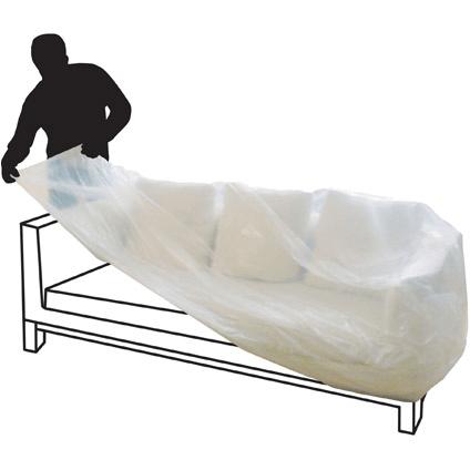 housse de protection pour canape pack move