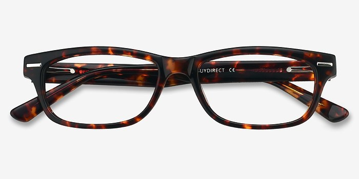 Fairmount Tortoise Acetate Eyeglasses EyeBuyDirect