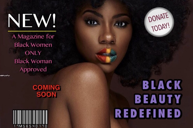 Image result for divine dark skin magazine