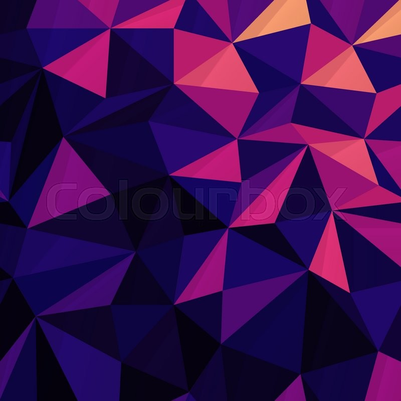 Pink and blue vector geometric background  Can be used in cover     Pink and blue vector geometric background  Can be used in cover design   website background  advertising    Stock Vector   Colourbox