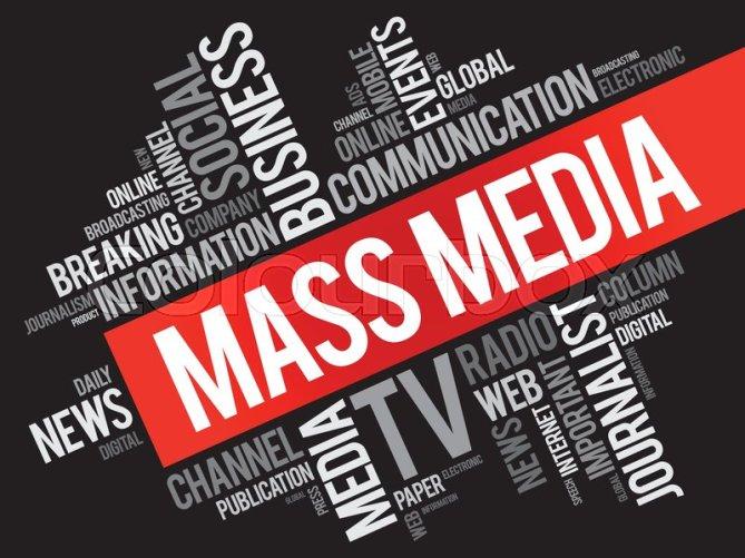 Image result for mass media