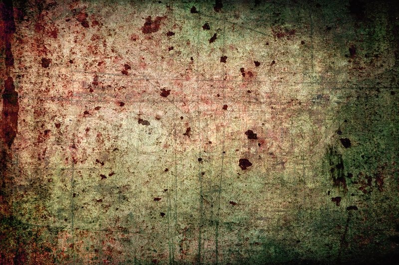 Abstract Grunge Background Scratches Dirt Rust And