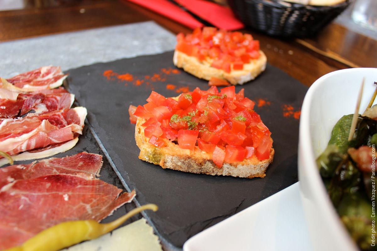 Restaurant Tapas Paris 4eme
