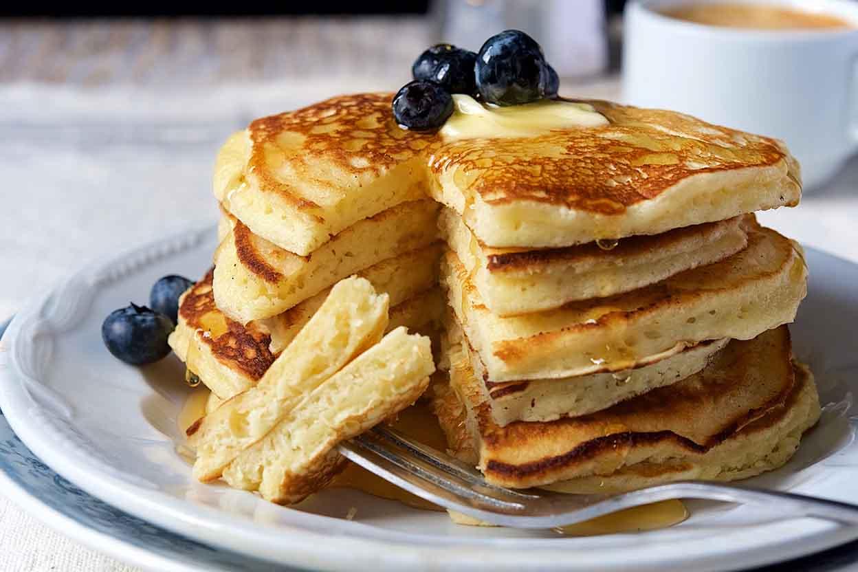 Simply Perfect Pancakes Recipe