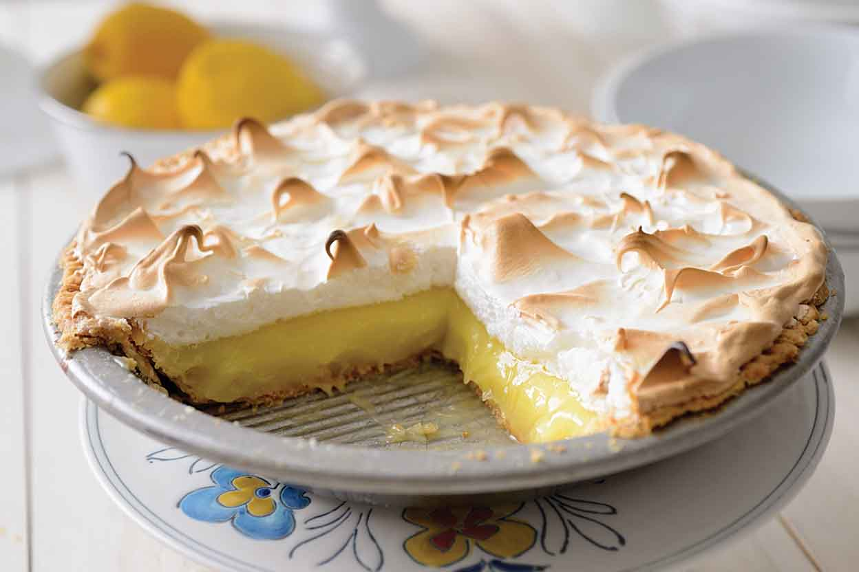 Classic Lemon Meringue Pie Recipe King Arthur Flour