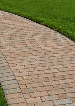 paving stone driveway walkway or patio