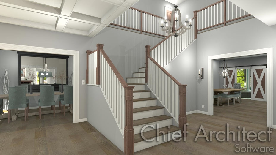 Creating A Stair Rake Wall   Half Wall Staircase Design   Railing   Limited Space Small Stair   Kitchen   Closed   Contemporary
