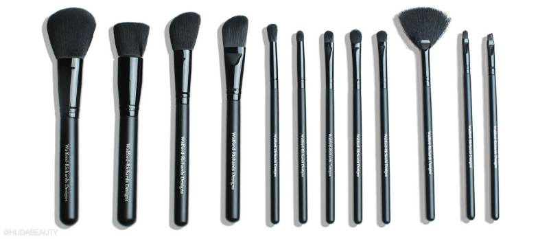 The Ultimate Guide To Makeup Brushes