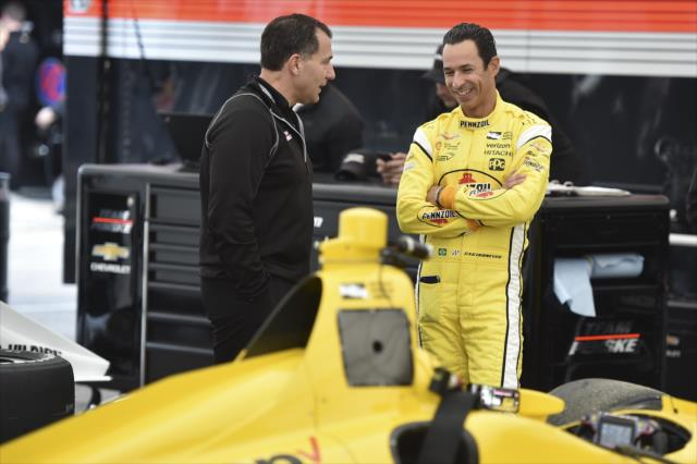 Helio arranca con su preparación rumbo a la Indy 500 (FOTO: Chris Owens/IMS, LLC Photo)