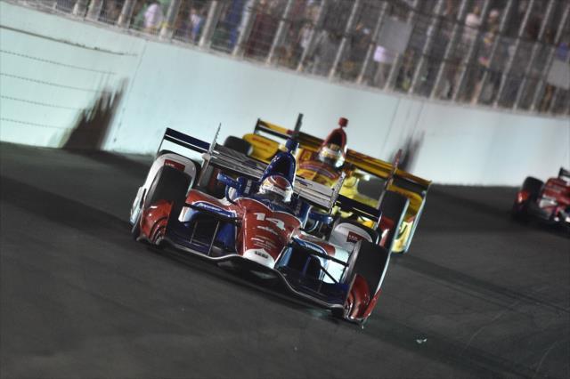 Muñoz, a recuperar en circuitos permanentes (FOTO: Chris Owens/INDYCAR)