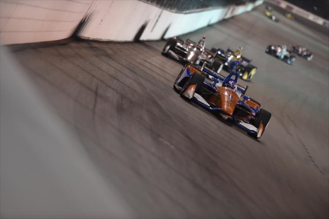 Dixon ha liderado el campeonato ininterrumpidamente desde Texas, en junio (FOTO: Chris Owens/IMS, LLC Photo)