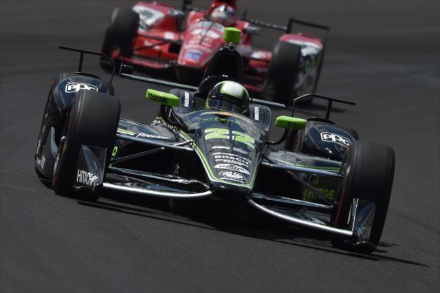 El colombiano intentará ser el 11° piloto con al menos tres victorias en las