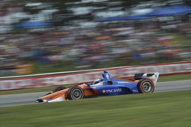 Dixon es el tercer piloto más ganador en la historia de la especialidad de monoplazas estadounidenses (FOTO: Chris Owens/IMS, LLC Photo)
