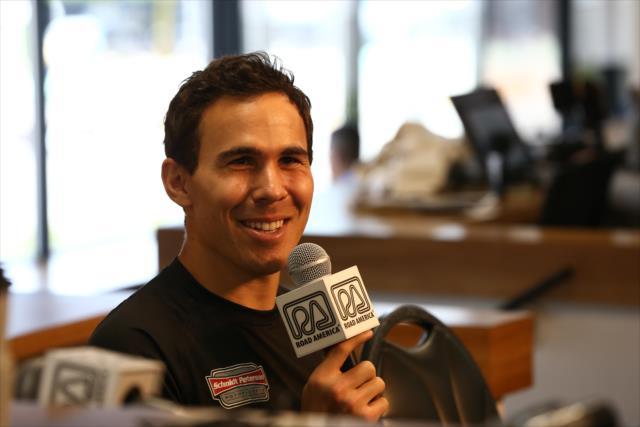 Este año, Wickens finalizó noveno en el campeonato del DTM (FOTO: Chris Jones/INDYCAR)