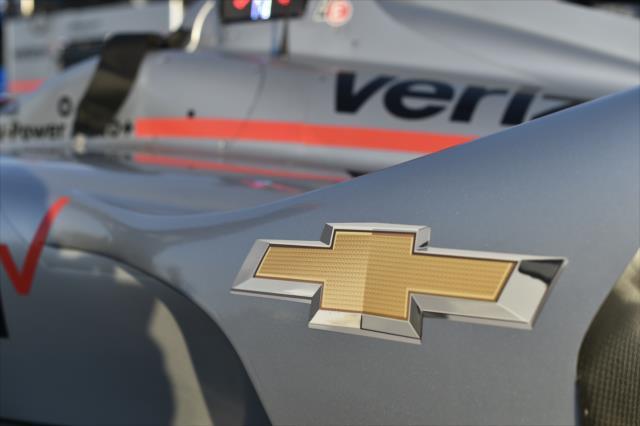 Chevrolet regresó a la categoría en 2012; en su momento, recibió ayuda de Honda para impulsar su programa de motores V6 (FOTO: Chris Owens/IMS, LLC Photography)