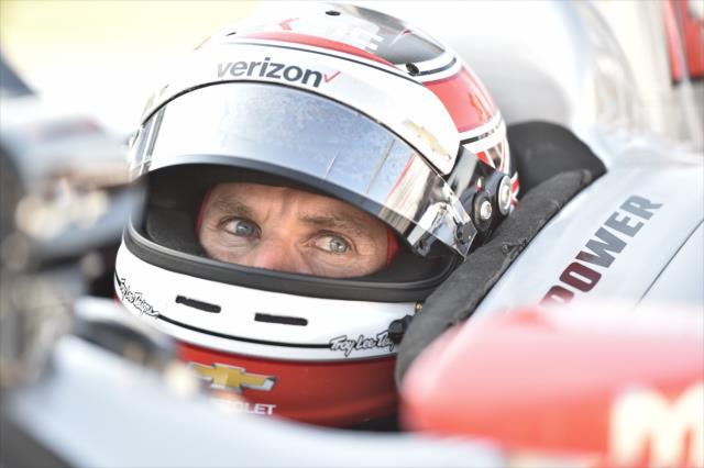 A pesar del irregular inicio de año, el ganador de la Indy 500, Will Power, ha sido magnífico en clasificaciones (FOTO: Chris Owens/IMS, LLC Photo)