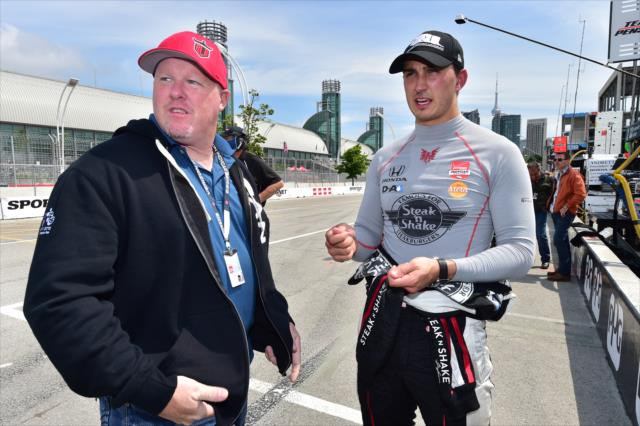 Paul Tracy on IndyCar rivalries