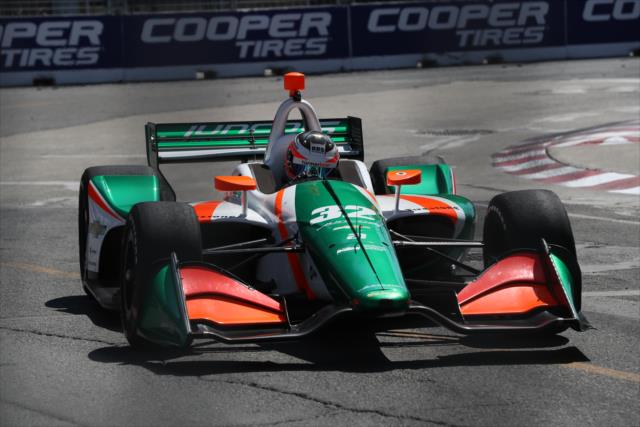 Binder también correrá en Mid-Ohio (FOTO: Chris Jones/IMS, LLC Photo)
