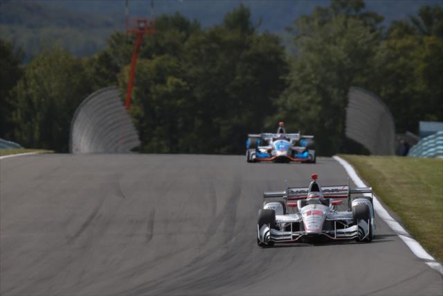 Power y Dixon comparten la distinción de ser los pilotos más ganadores en este trazado (FOTO: Joe Skibinski/INDYCAR)