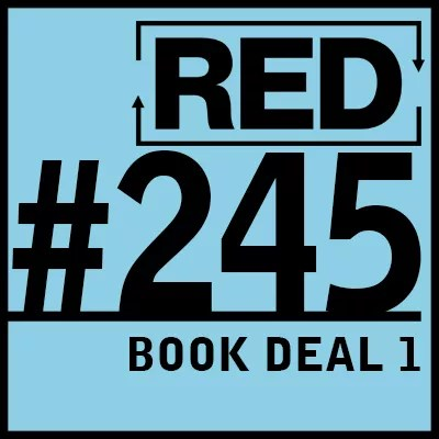 red podcast - podcast episode art 245