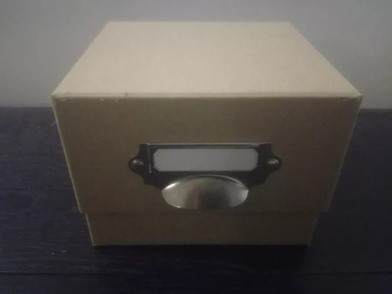 Inspiration box for a bulletproof creative mindset