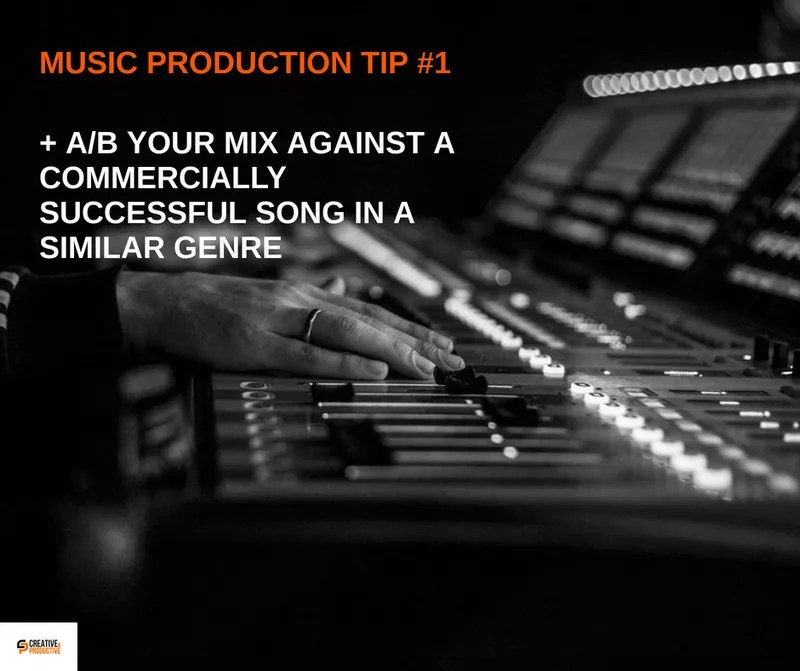 Music production tip #1