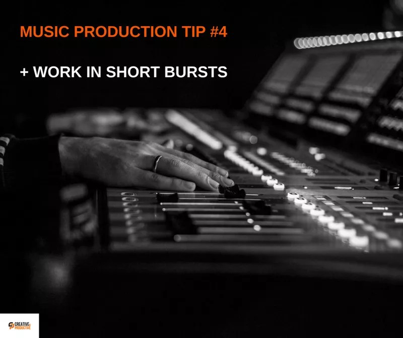 Music production tip #4
