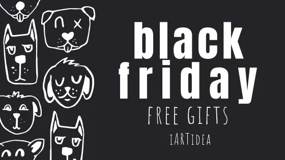 Happy Black Friday-iARTidea