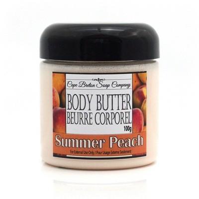 Body Butter - Summer Peach