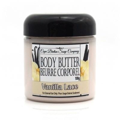 Body Butter - Vanilla Lace