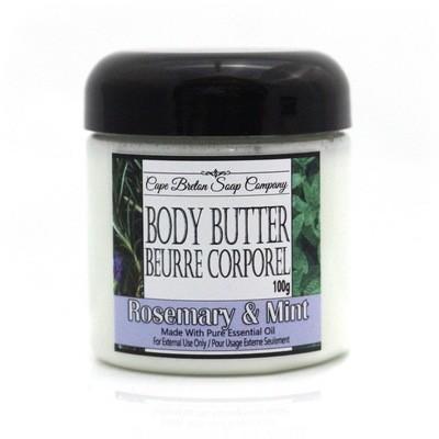 Body Butter - Rosemary & Mint