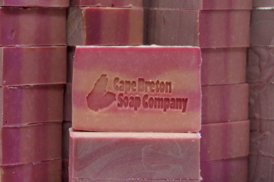 Luxury Soap - Pink Sugar