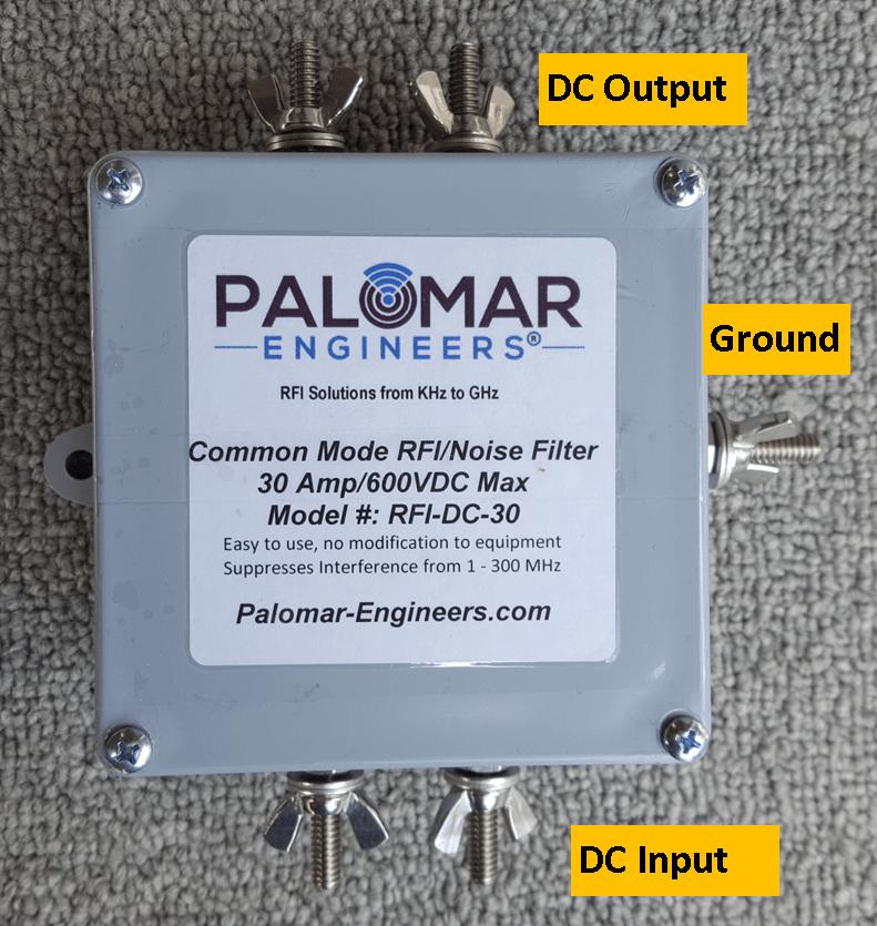 1025194823 - Wall Wart RFI Noise Filter