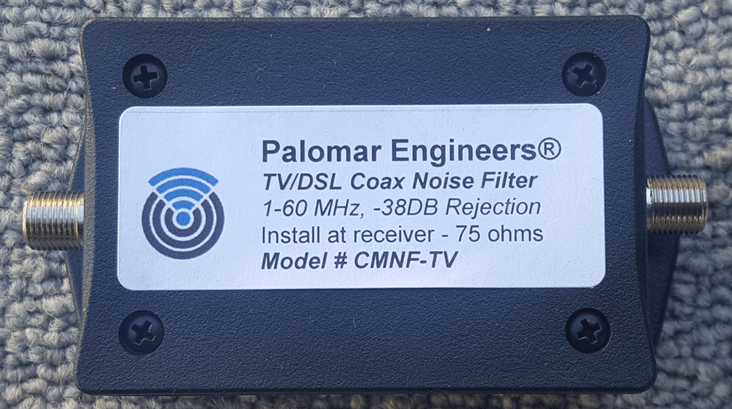 1031115103 - Common Mode Noise Filter - Coax