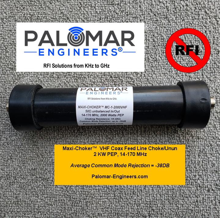 1230794617 - Common Mode Noise Filter - Coax