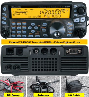 1609706237 - Transceiver RFI Kits