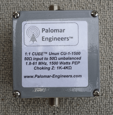 1828045073 - 1:1 CUBE™ Baluns/Ununs/Chokes