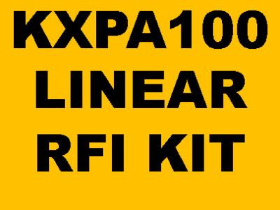 2465342642 - HF Amplifier RFI Kits