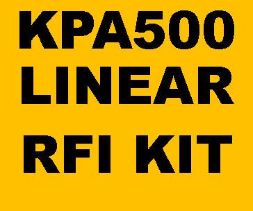 2465476304 - HF Amplifier RFI Kits