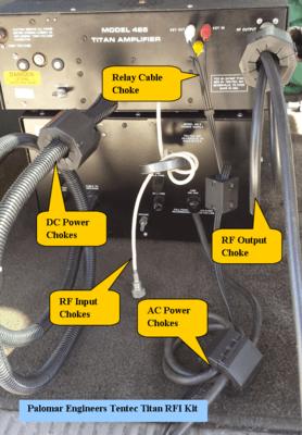 581480080 - HF Amplifier RFI Kits