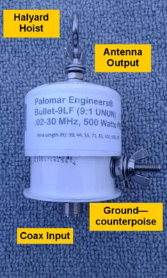 581498323 - Bullet(TM) Baluns/Ununs